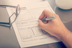 Insurance Claim Paperwork