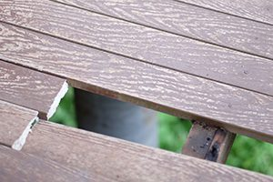 Missing Plank in Deck is a Premises Liability Waiting to Happen