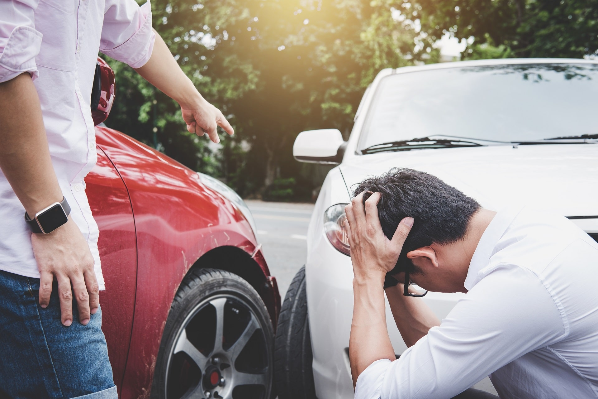 Avoid These Common Mistakes After a California Auto Accident