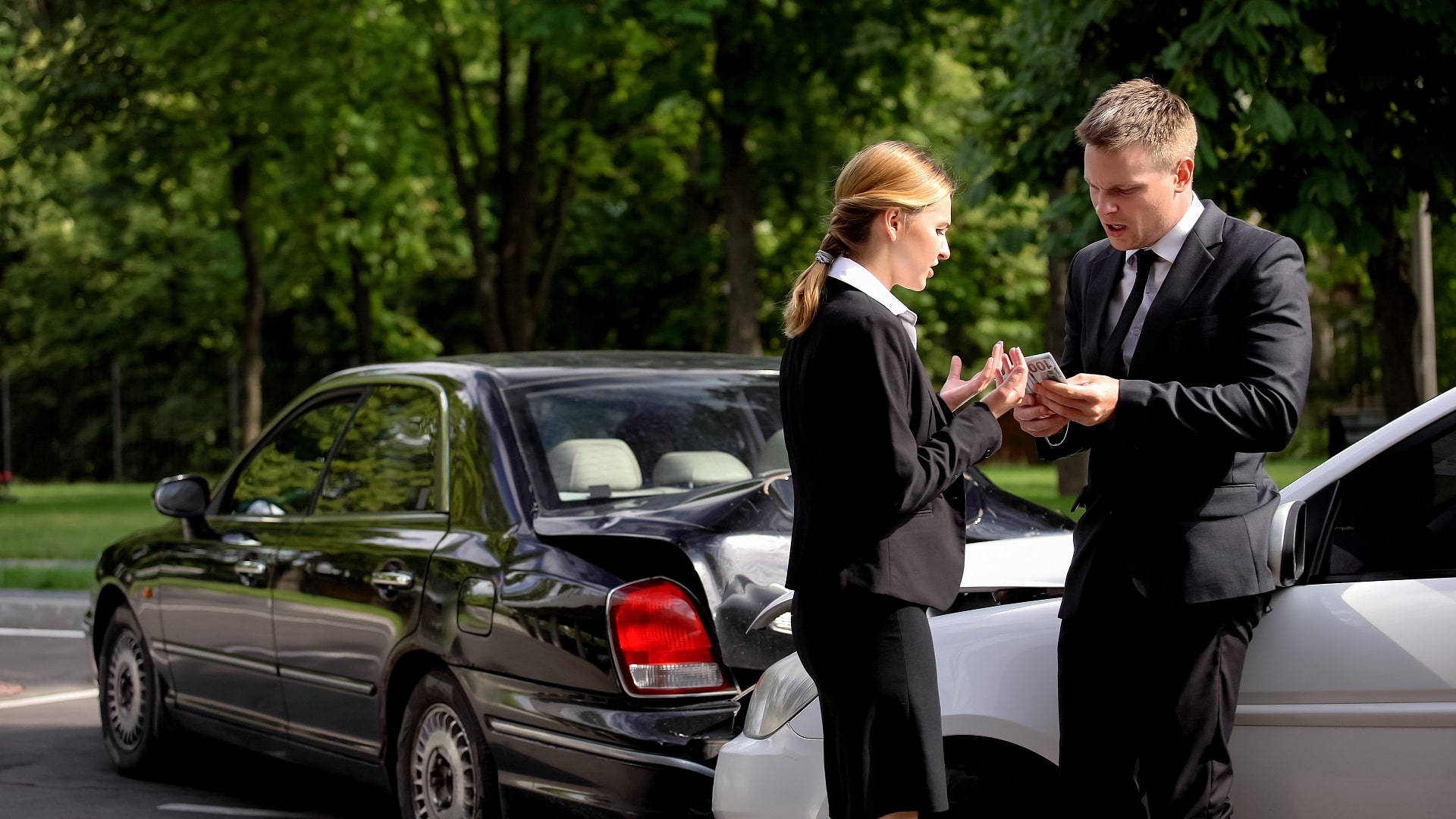 Calculating Auto Accident Settlement Amounts in California