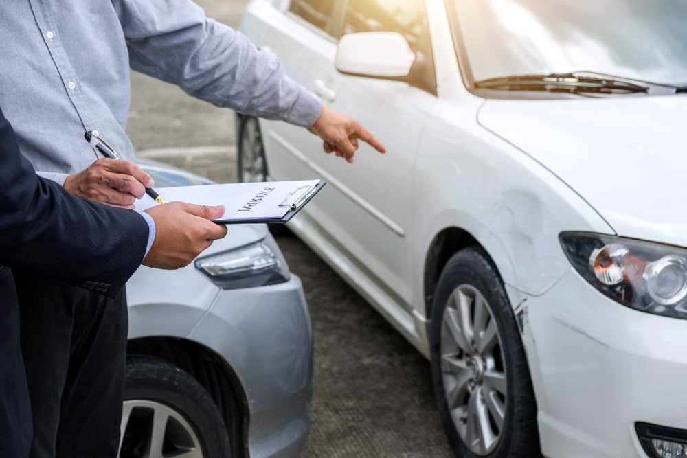 California Auto Accident Reporting Requirements