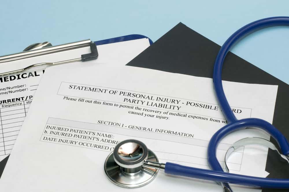 personal injury law california