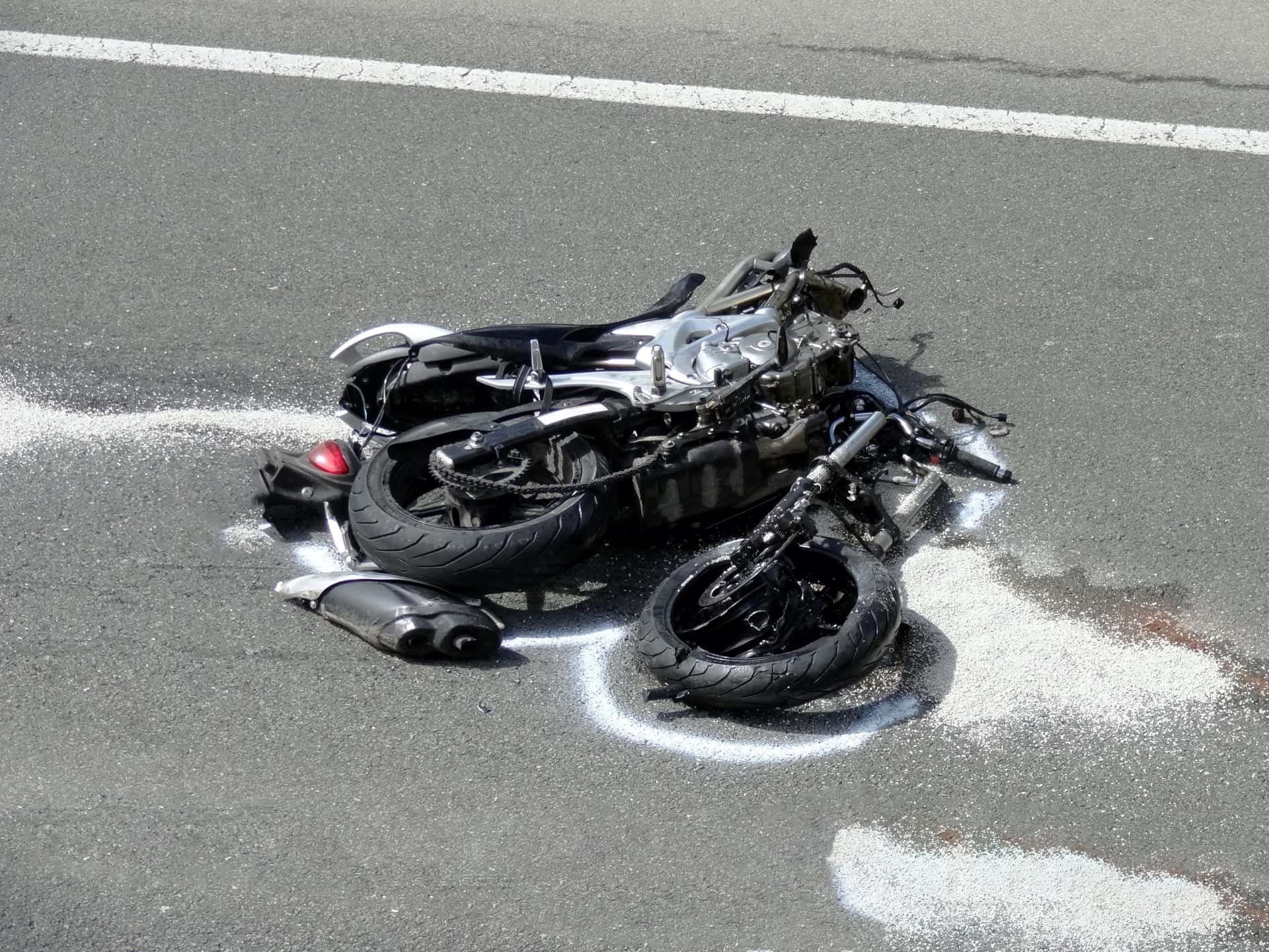 Injured Motorcyclist Awarded Over $20 Million
