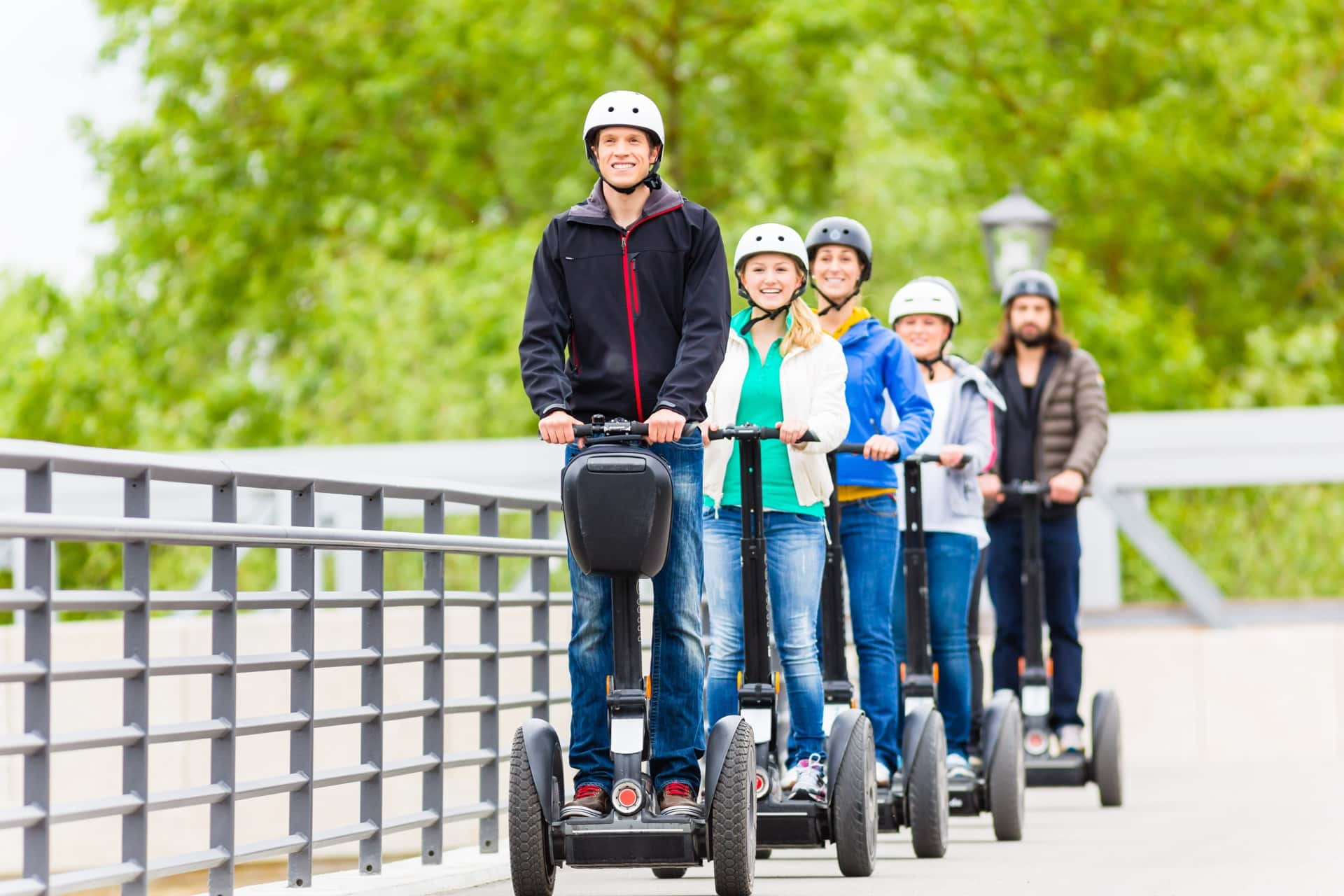 New Restrictions Underway for Southern California Segway Companies