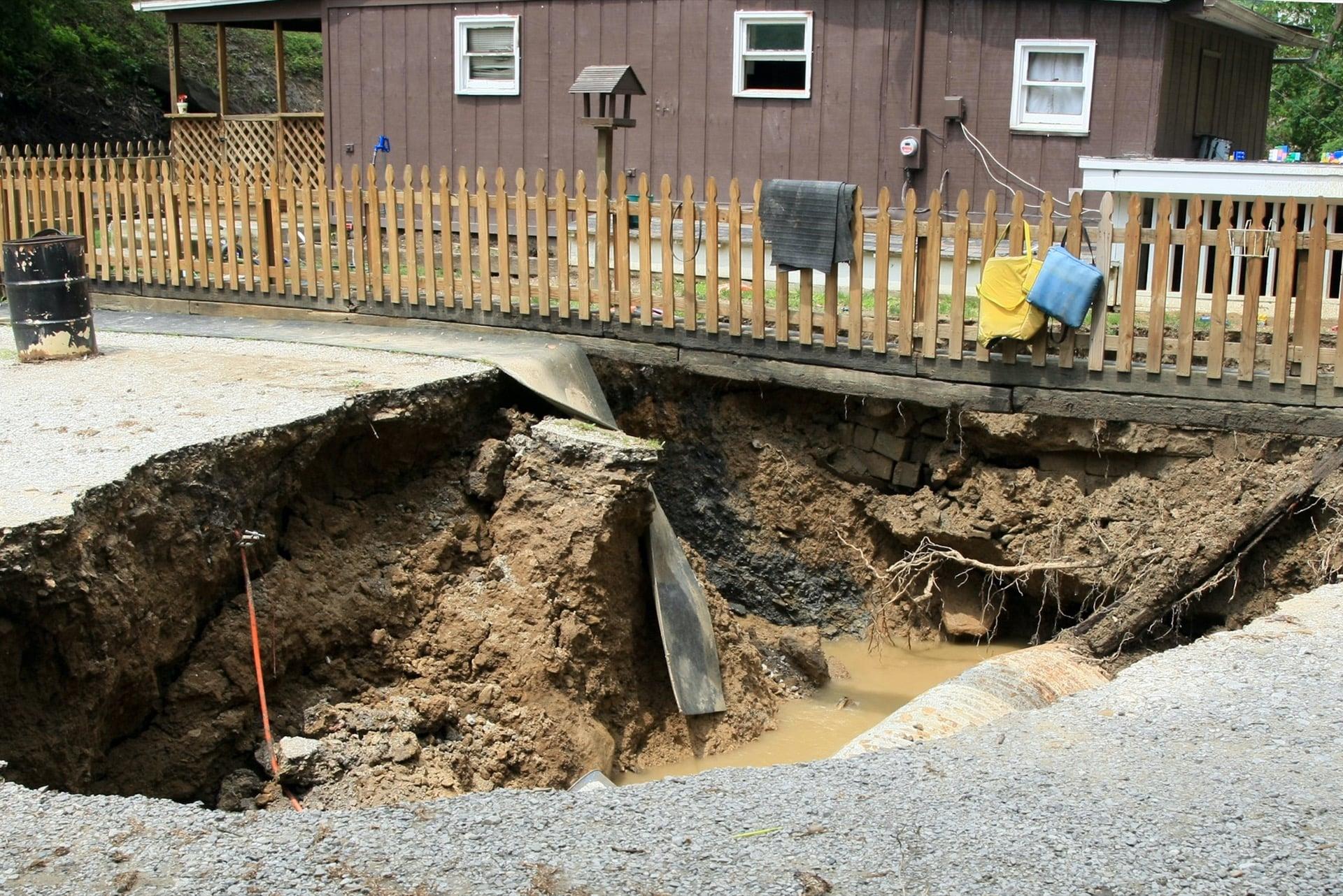 Sinkhole Accident Victim Wins $4 Million Lawsuit