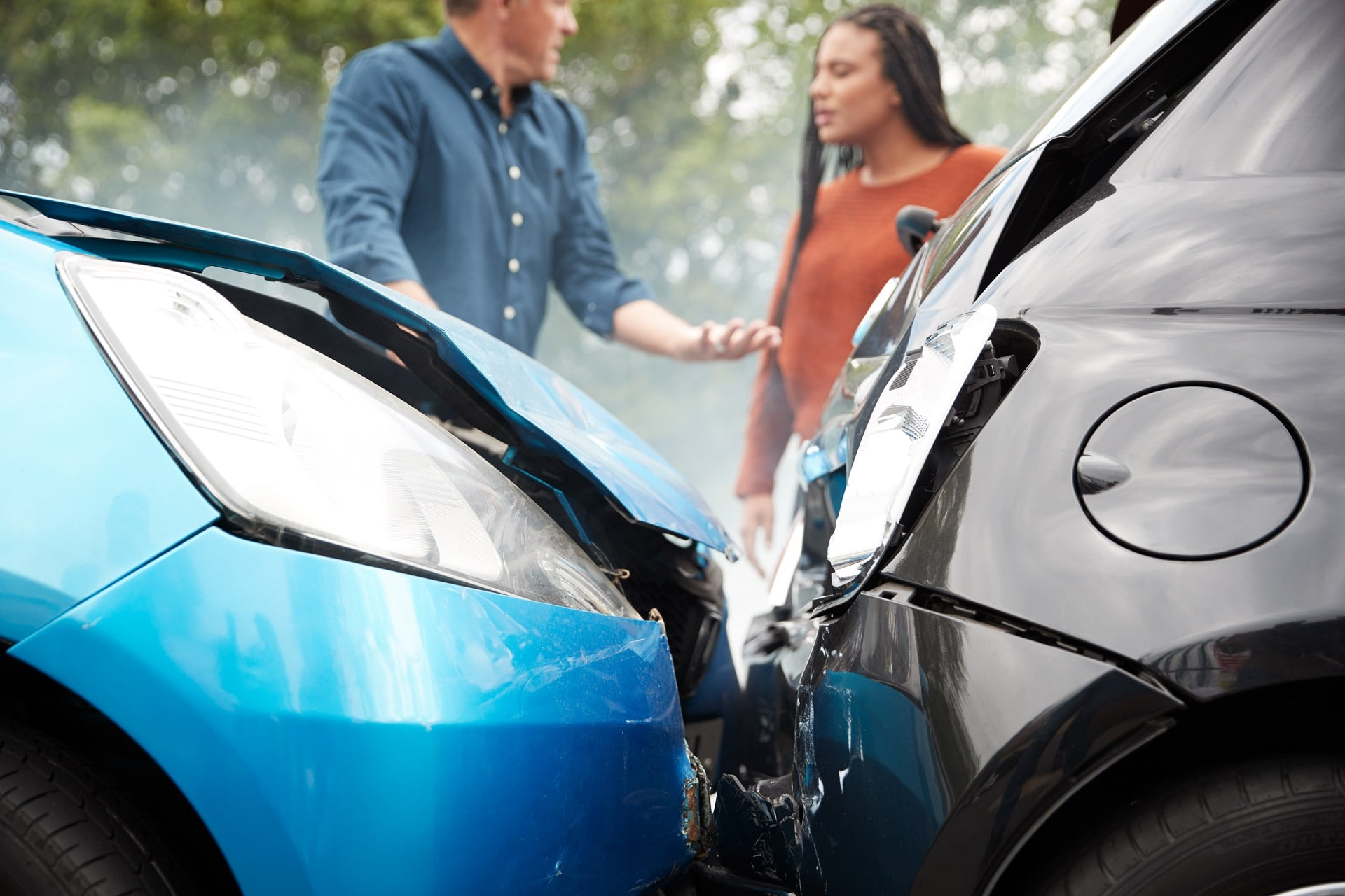 Steps to Take if You Were Injured By an Uninsured Driver in Riverside County